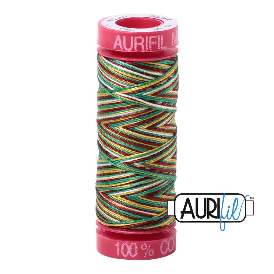 Aurifil 4650 - Leaves