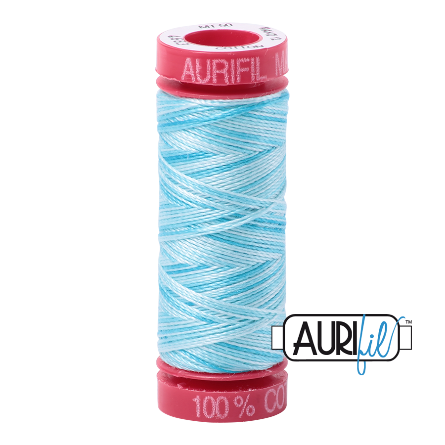 Aurifil 4663 - Baby Blue Eyes