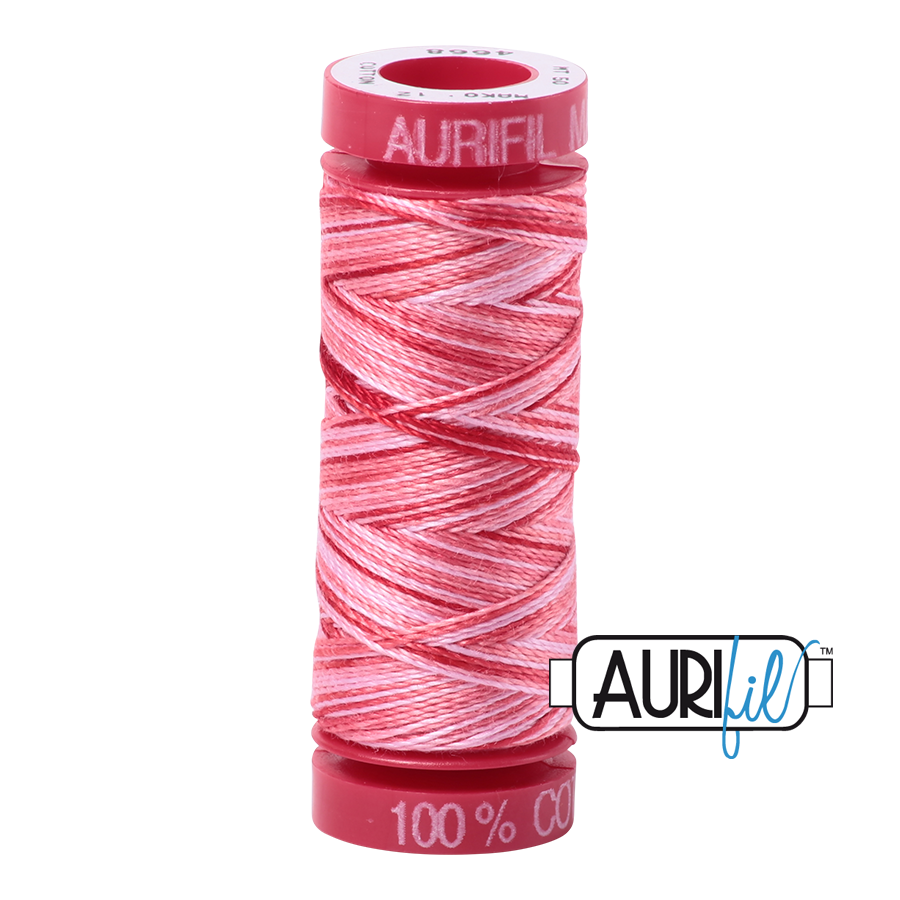 Aurifil 4668 - Strawberry Parfait