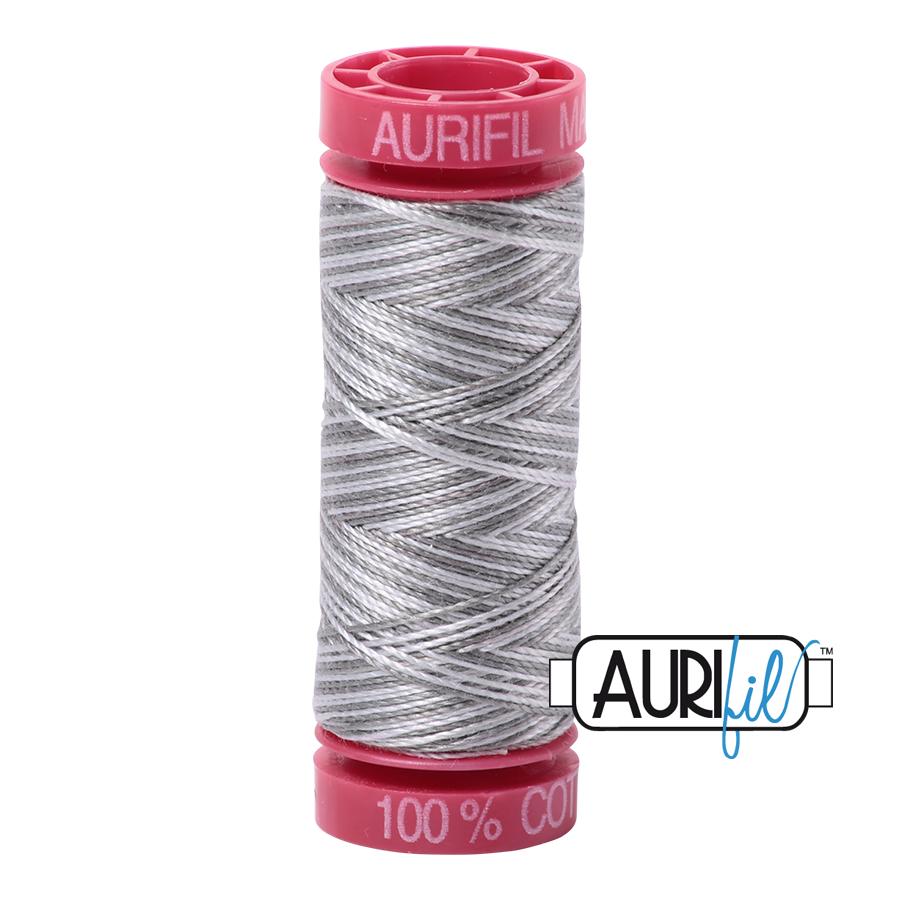 Aurifil 4670 - Silver Fox