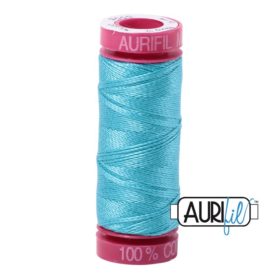 Aurifil 5005 - Bright Turquoise