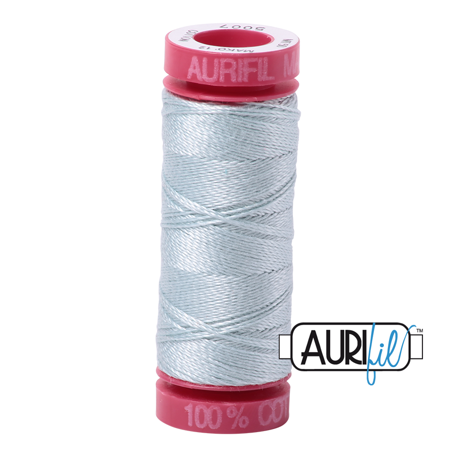Aurifil 5007 - Light Grey Blue