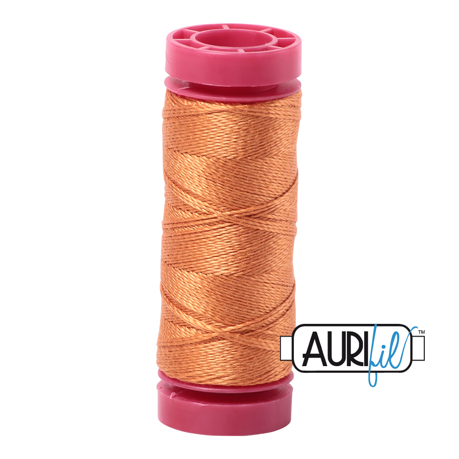 Aurifil 5009 - Medium Orange