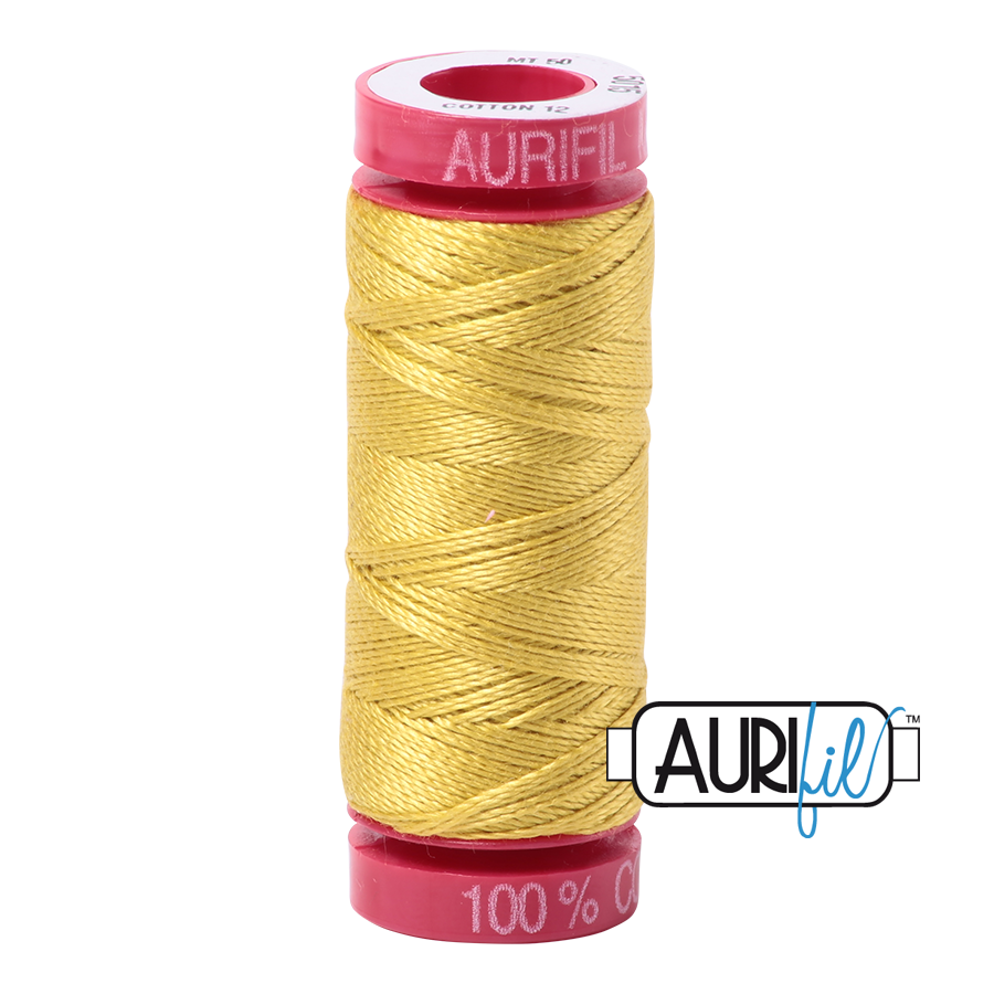 Aurifil 5015 - Gold Yellow