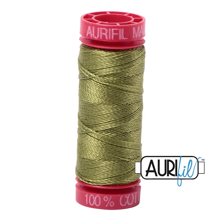 Aurifil 5016 - Olive Green