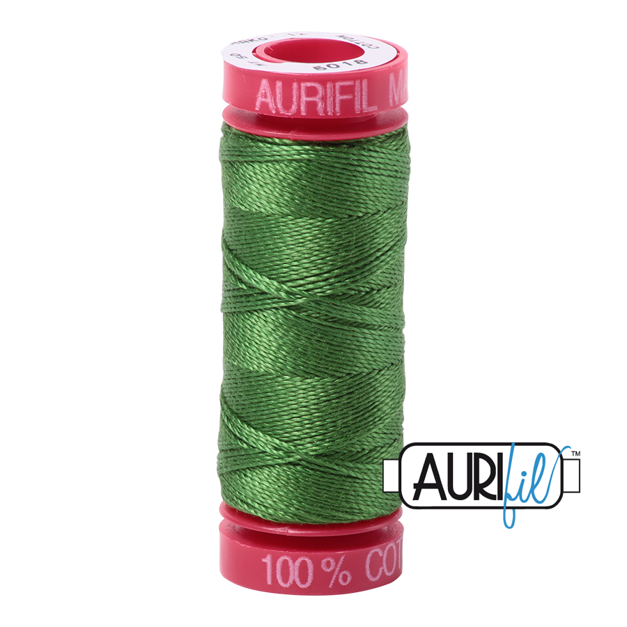 Aurifil 5018 - Dark Grass Green