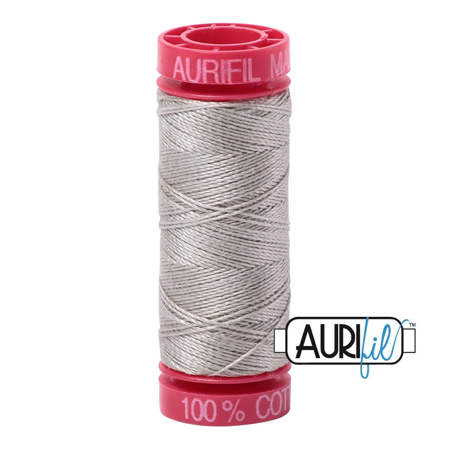 Aurifil 5021 - Light Grey