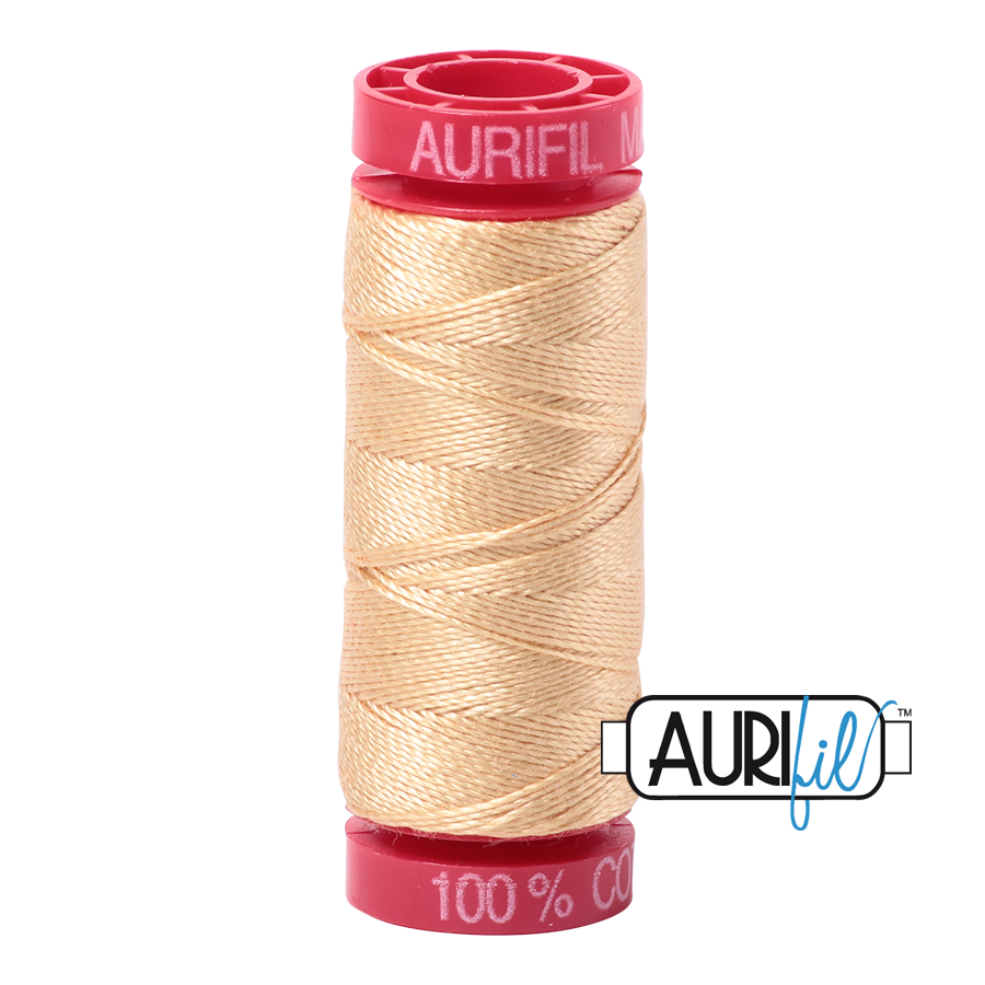 Aurifil 6001 - Light Caramel