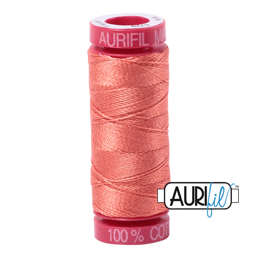 Aurifil 6729 - Tangerine Dream