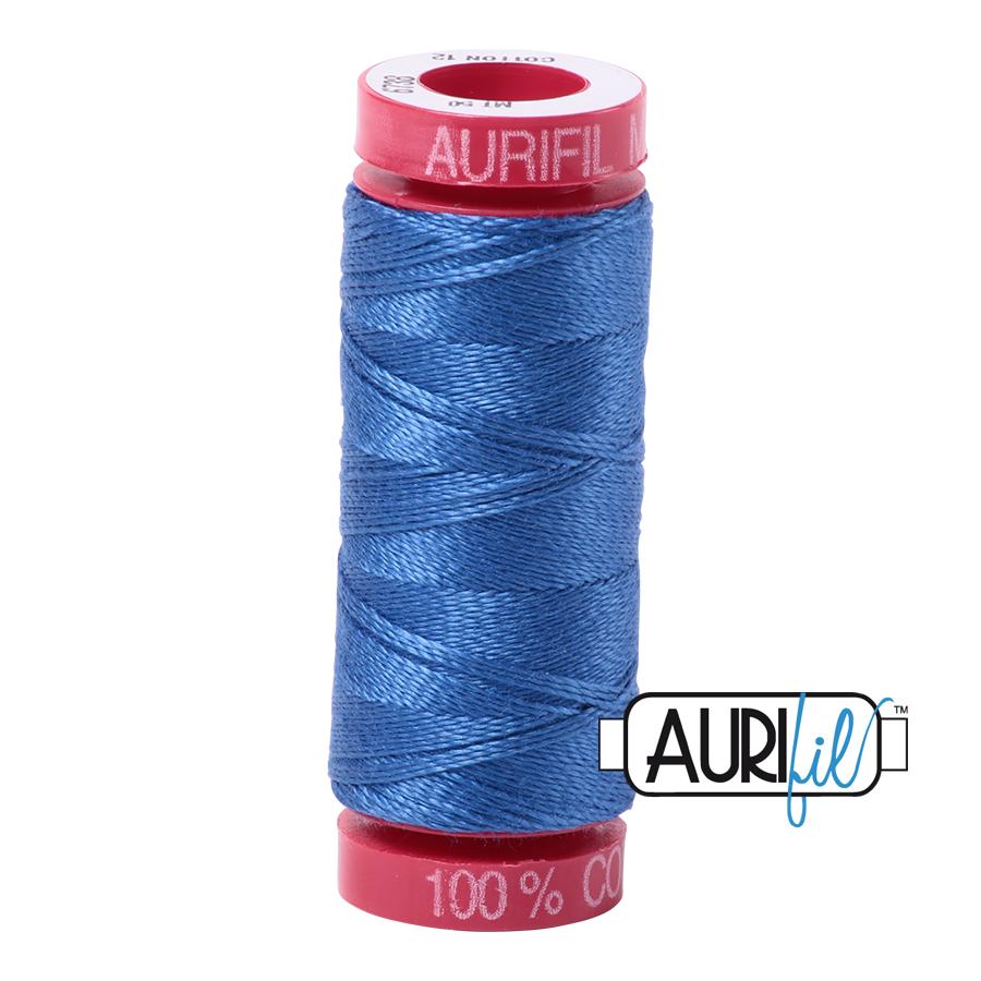 Aurifil 6738 - Peacock Blue