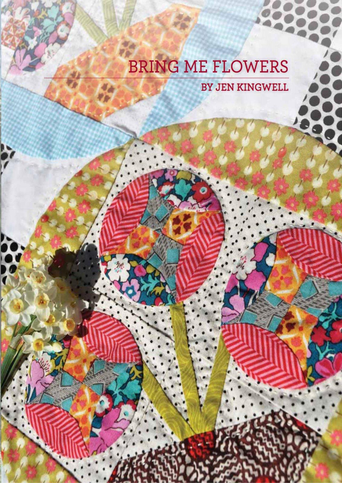 Bring Me Flowers Booklet by Jen Kingwell