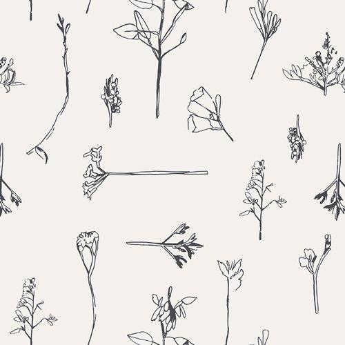 Art Gallery Fabrics - Raise the Volume - Sonic Flora