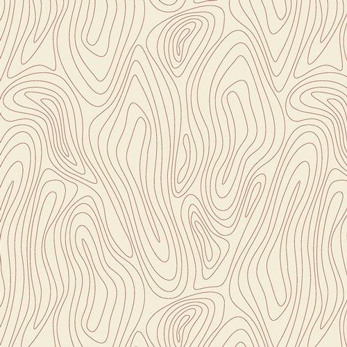 Art Gallery Fabrics - Terra Kotta - Rippling Terrain