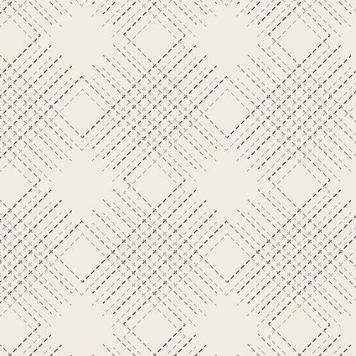 Art Gallery Fabrics - Lower the Volume - Crisp Crisscross