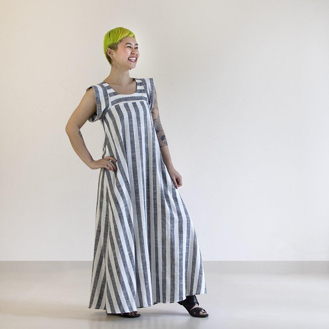 Pattern Fantastique - Celestial Dress Pattern