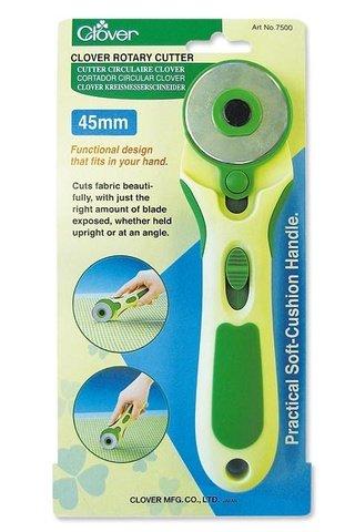 Clover Rotary Cutter - 45mm