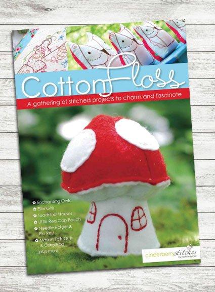 Cinderberry - Cotton Floss Book