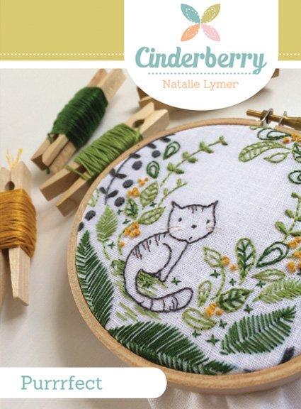 Cinderberry - Purrrfect Pattern
