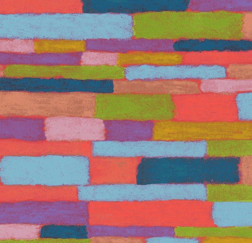 Free Spirit - Keiko Goke - Wonderland - Bricks - Multi