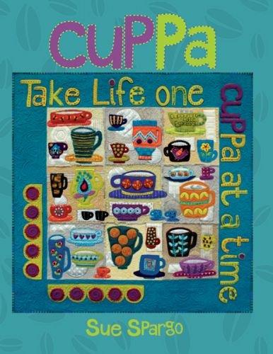 Sue Spargo - Cuppa Book