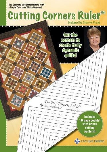Cutting Corners Ruler