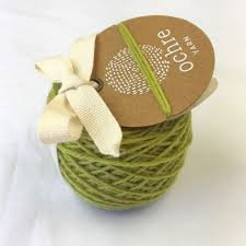 Ochre Yarn - 4ply Merino/Yak/Silk - 20g/80m - #60 Pepper Stem