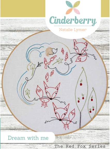 Cinderberry - Dream With Me Pattern
