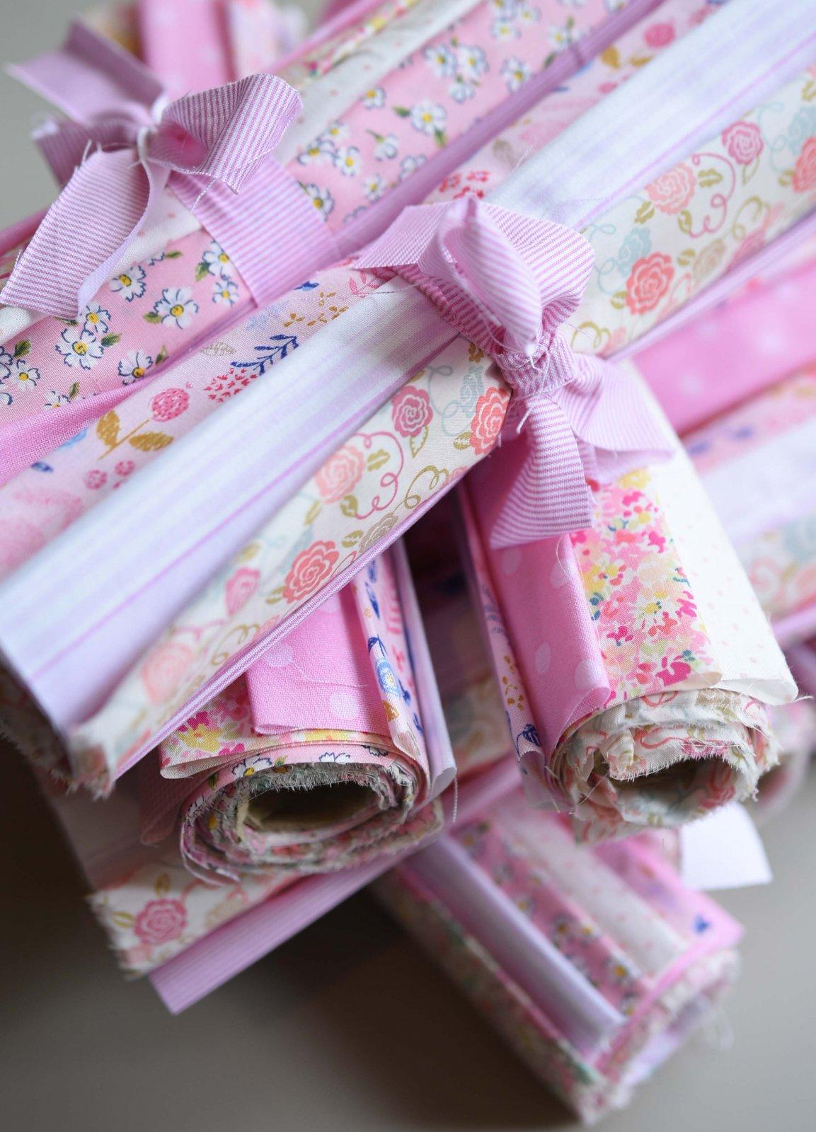 Pink Fat 8th bundle 1m