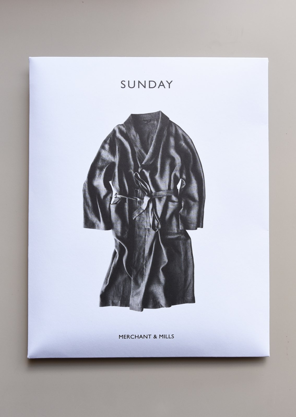 Merchant & Mills - The Sunday Robe