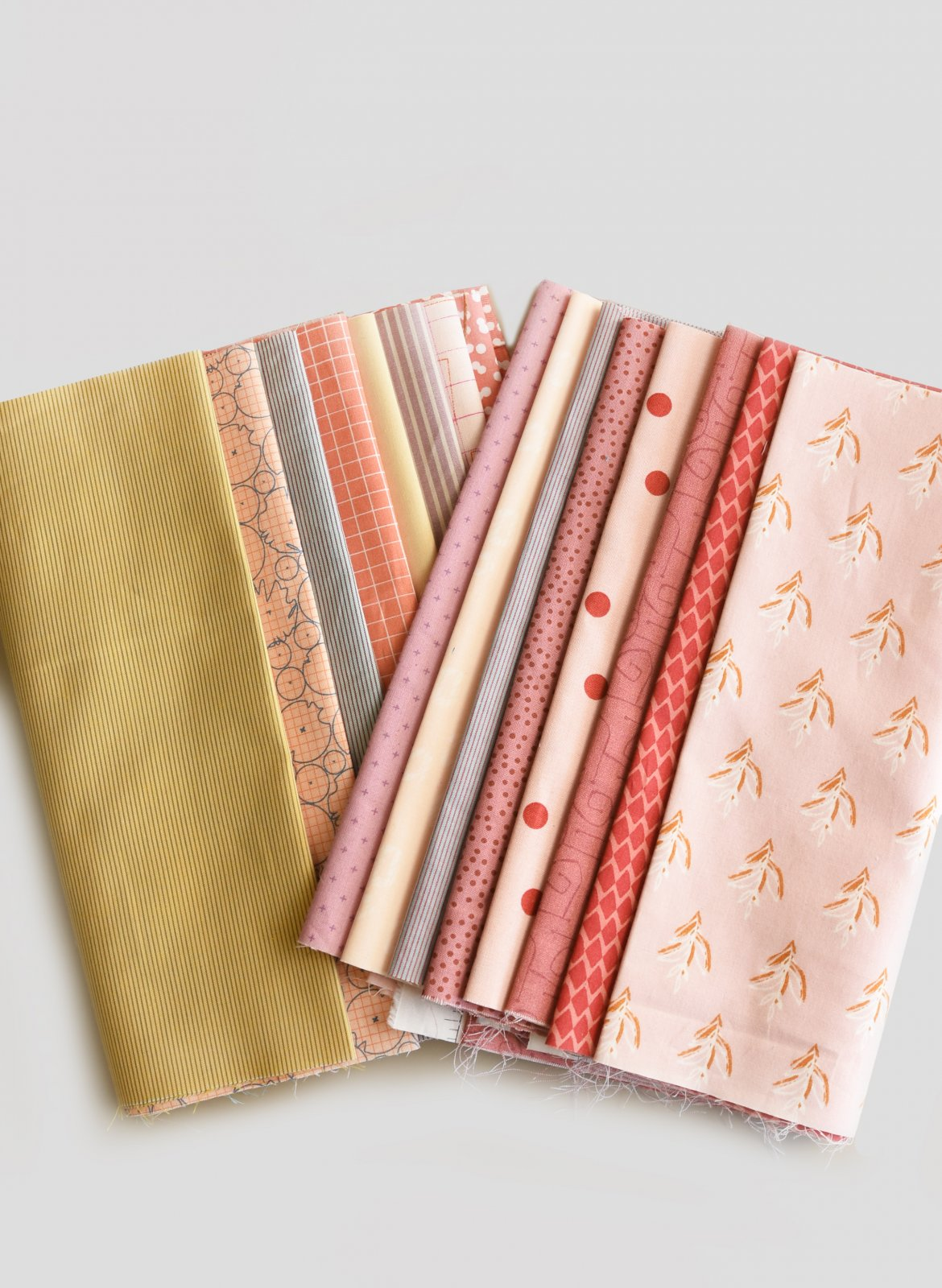 Daylesford Quilt Kit - Fabric only