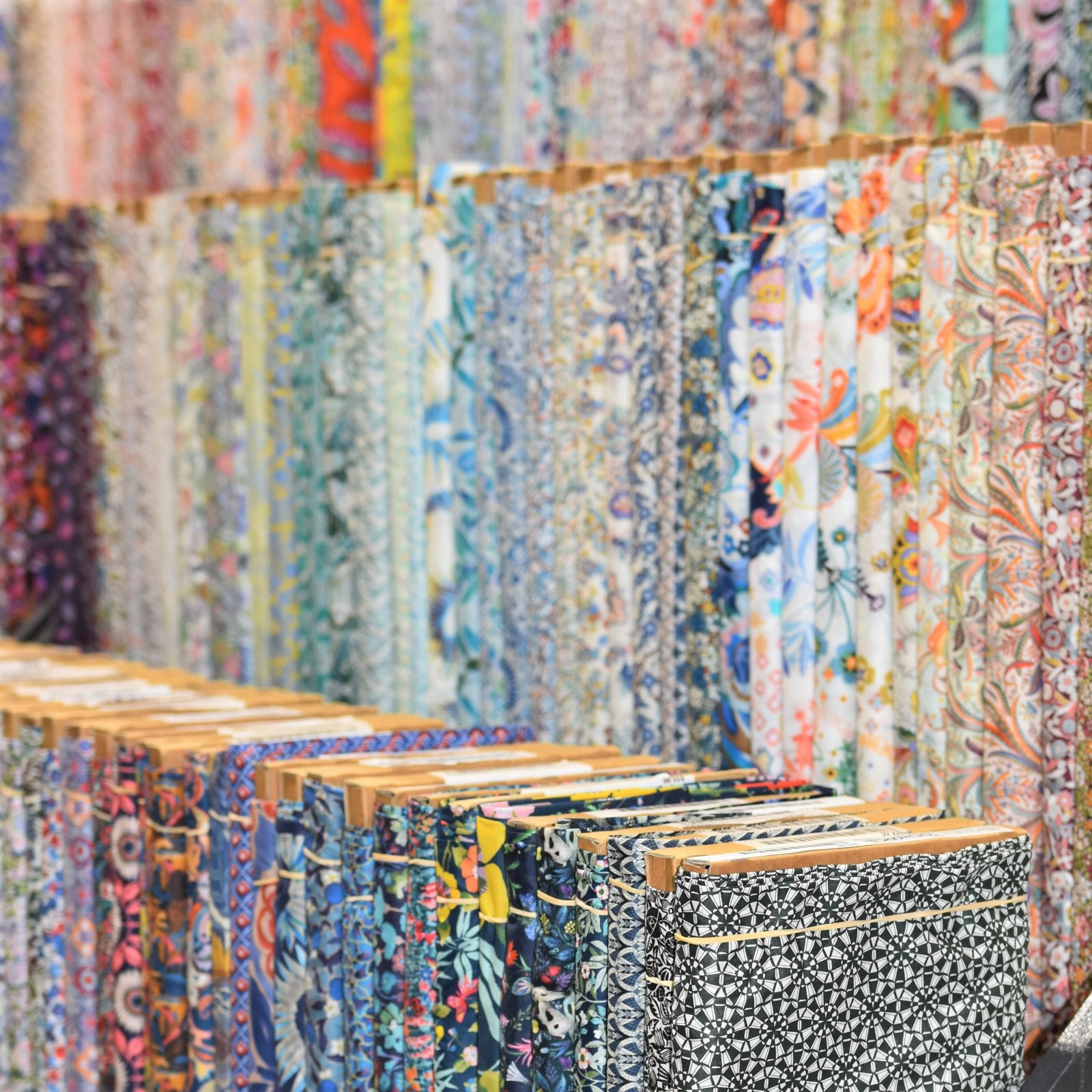 Mixed Liberty Fabric Pack 16ths - 0.5m