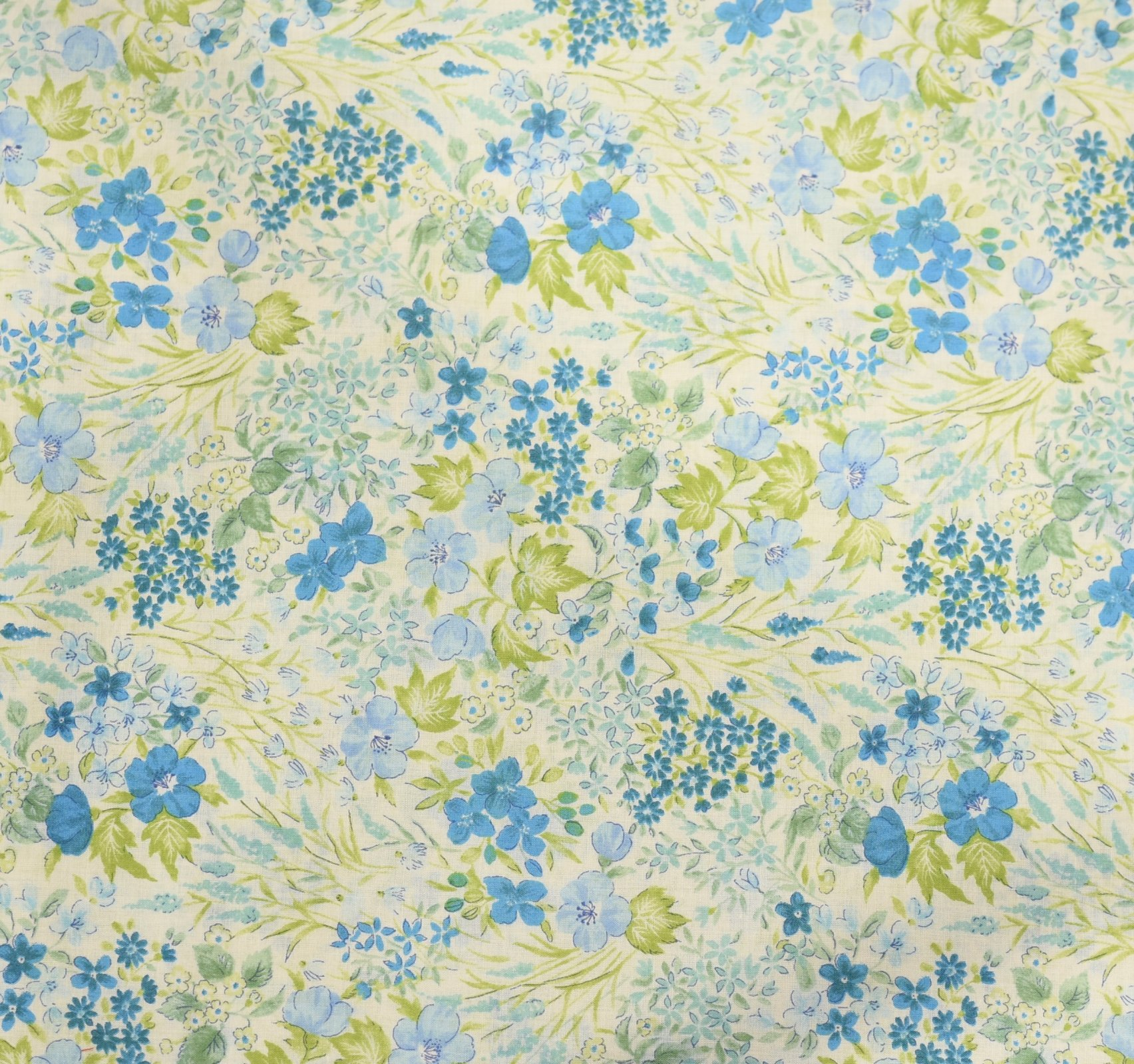 Sevenberry - Romantic Floral - Blue