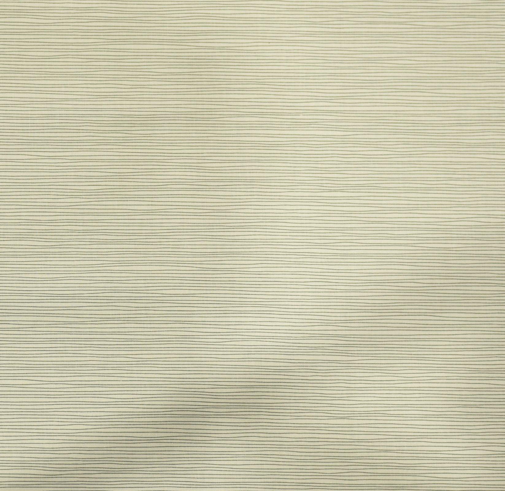 Kei Textiles - Geo Style - Linear - Cream/Beige