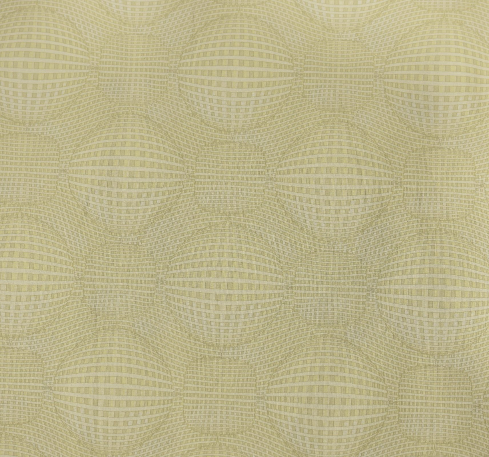 Kei Textiles - Rythme - Graphic Sphere - Creams