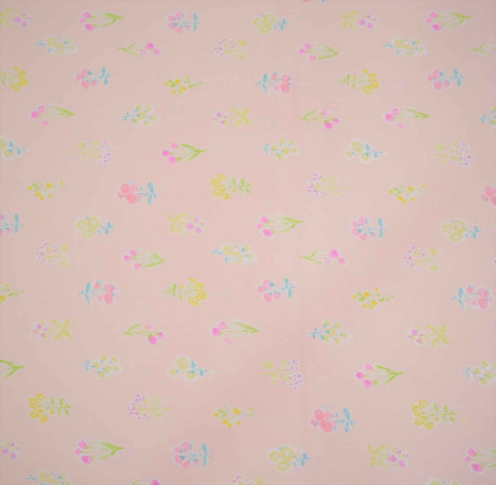 Sevenberry - Watercolour Floral - Candy Pink