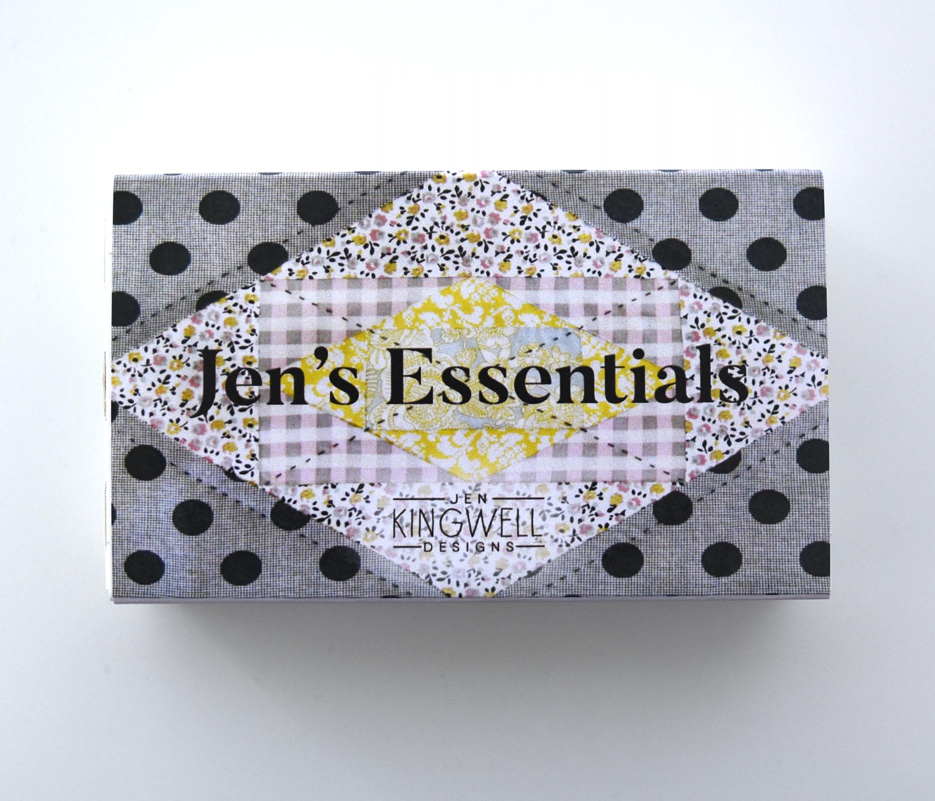 Aurifil - Jen's Essentials Thread Box