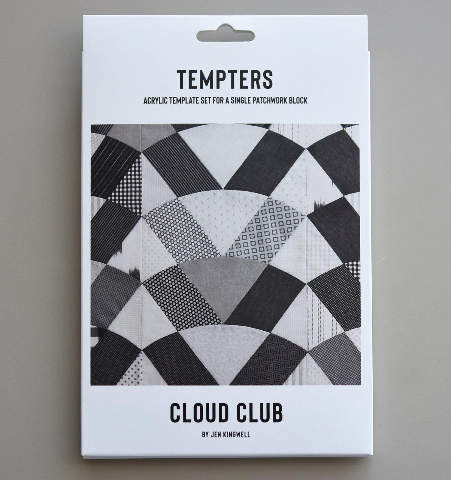 Cloud Club Tempter by Jen Kingwell
