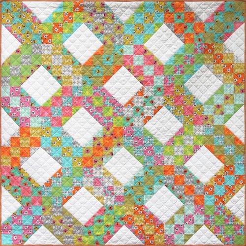 Emma Jean Jansen - Southern Cross Stars Pattern
