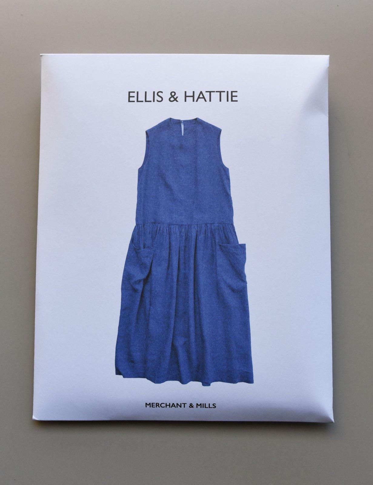 Merchant & Mills - The Ellis & Hattie Pattern