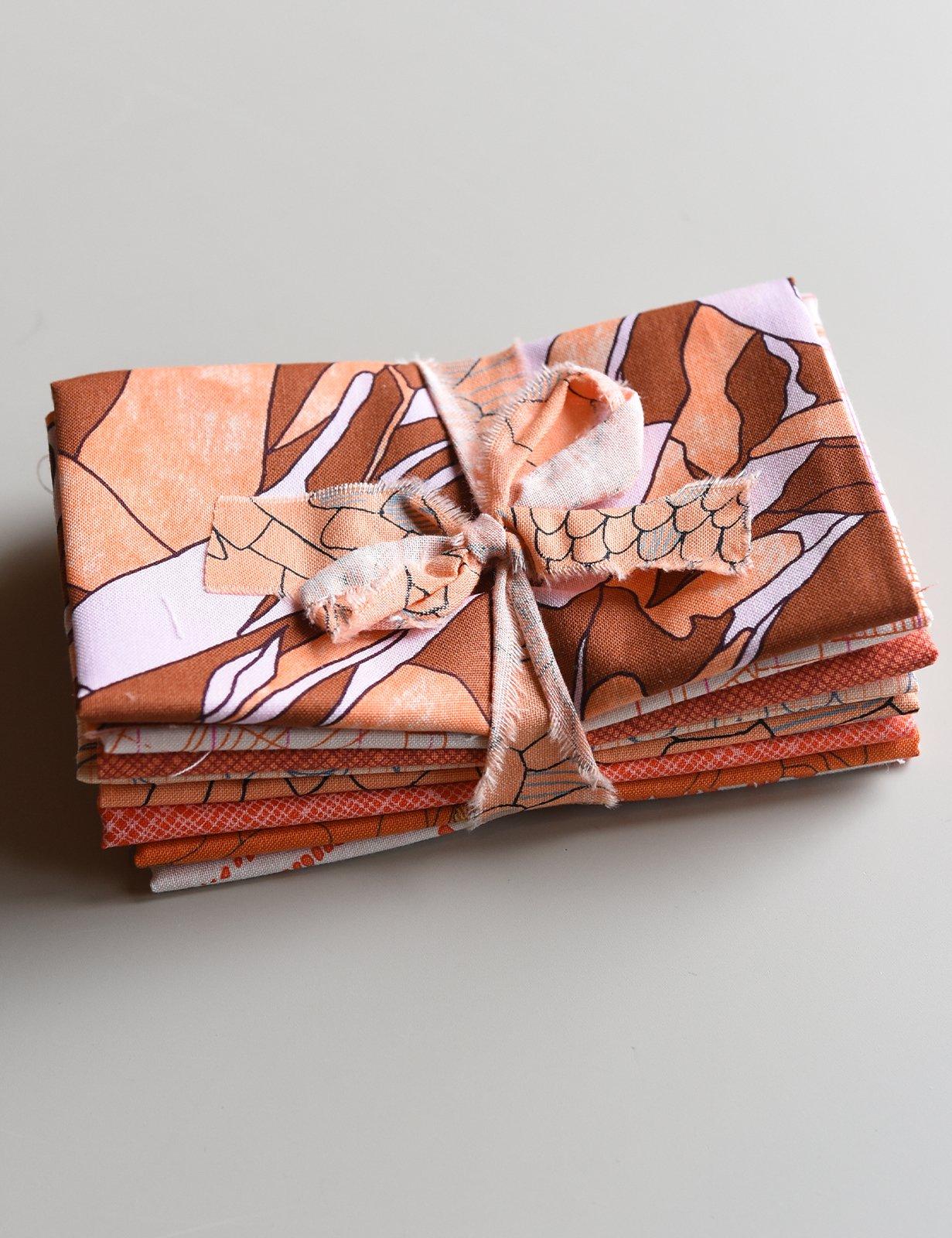 Carolyn Friedlander - Fat Eighth Bundle (1m)- Orange Mix