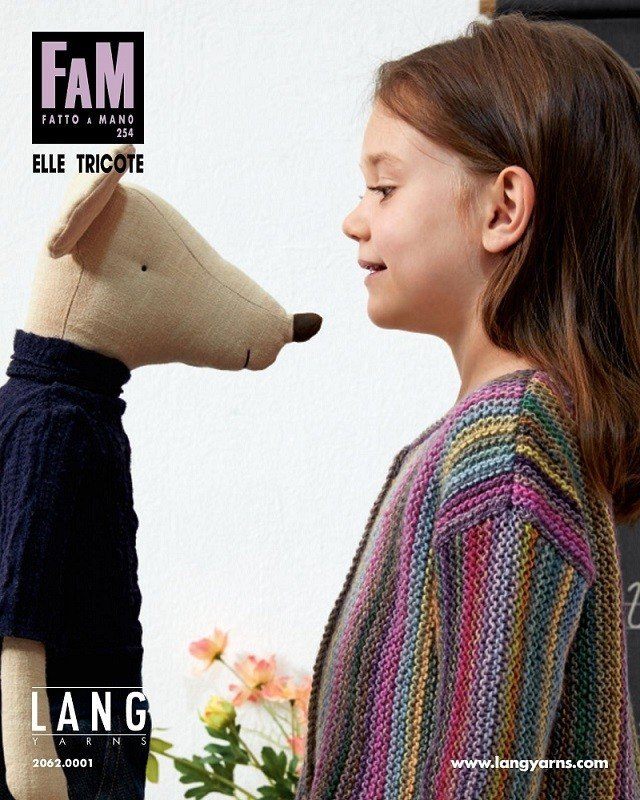 Lang Yarns - Fatto a Mano Book #254
