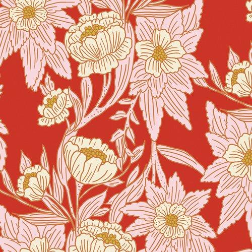 Art Gallery Fabrics - 365 Fifth Avenue - Madison Ave Blaze