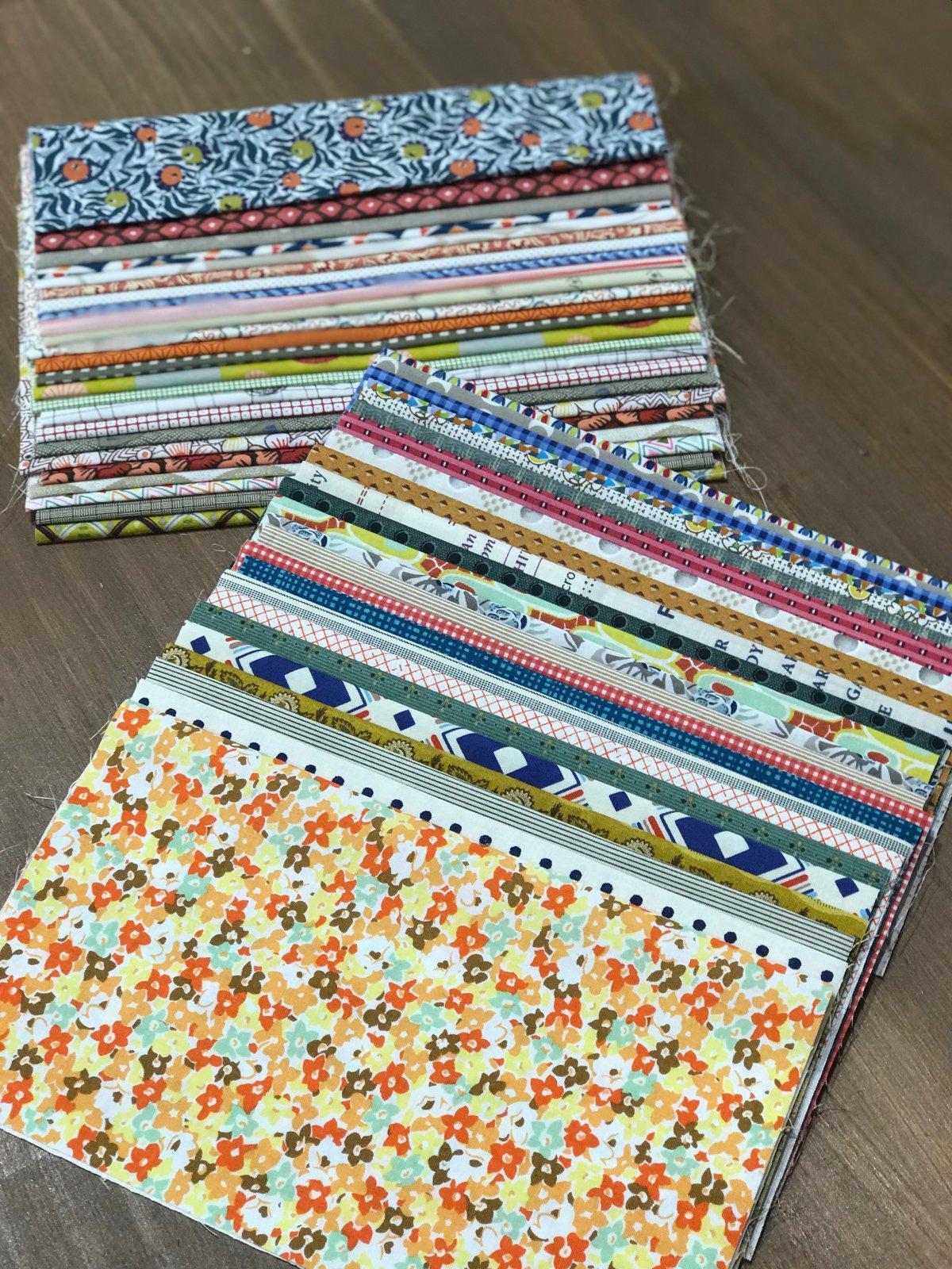 Glitter - Starter Kit - Fabric only