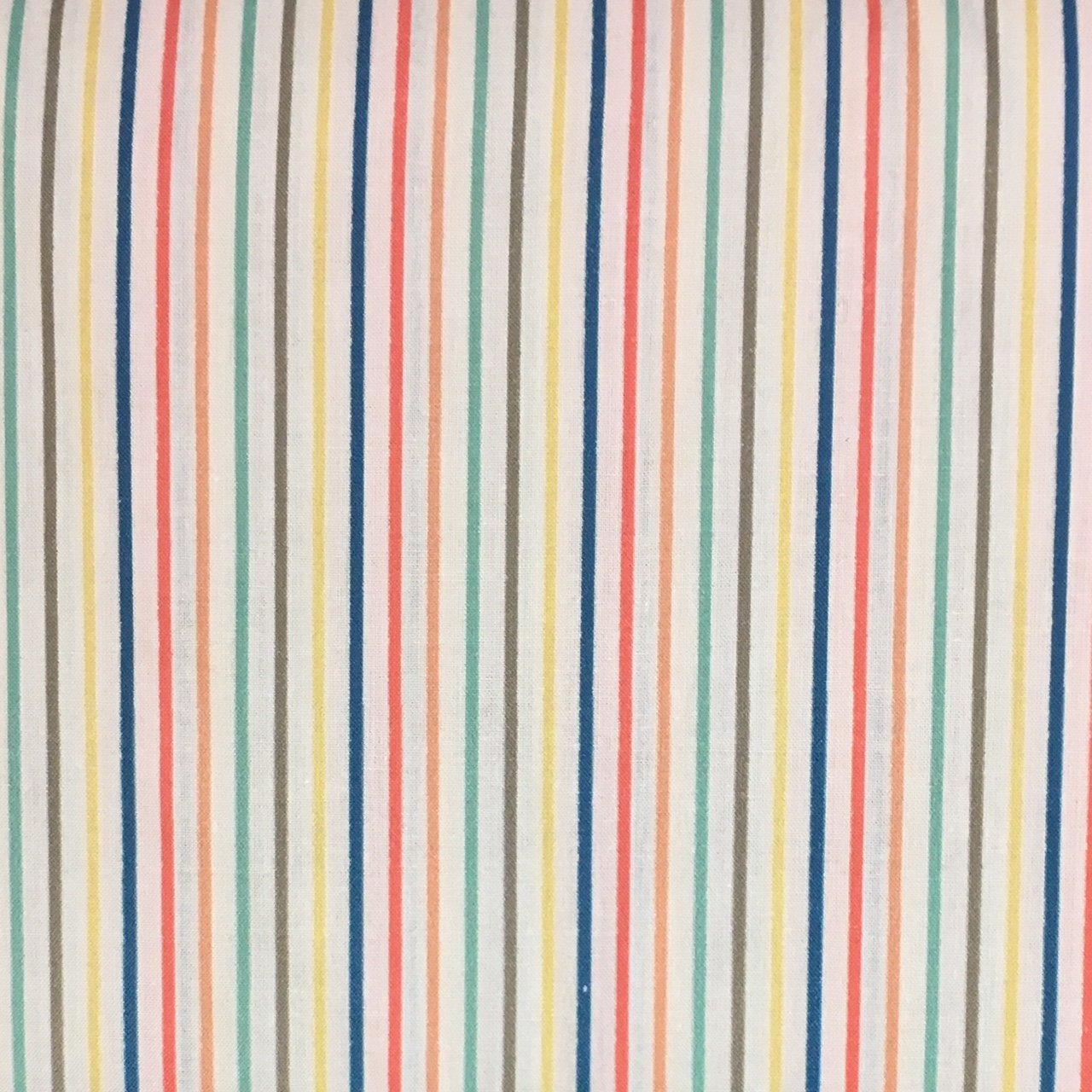 Stof Fabrics - Multi Stripe - Primary