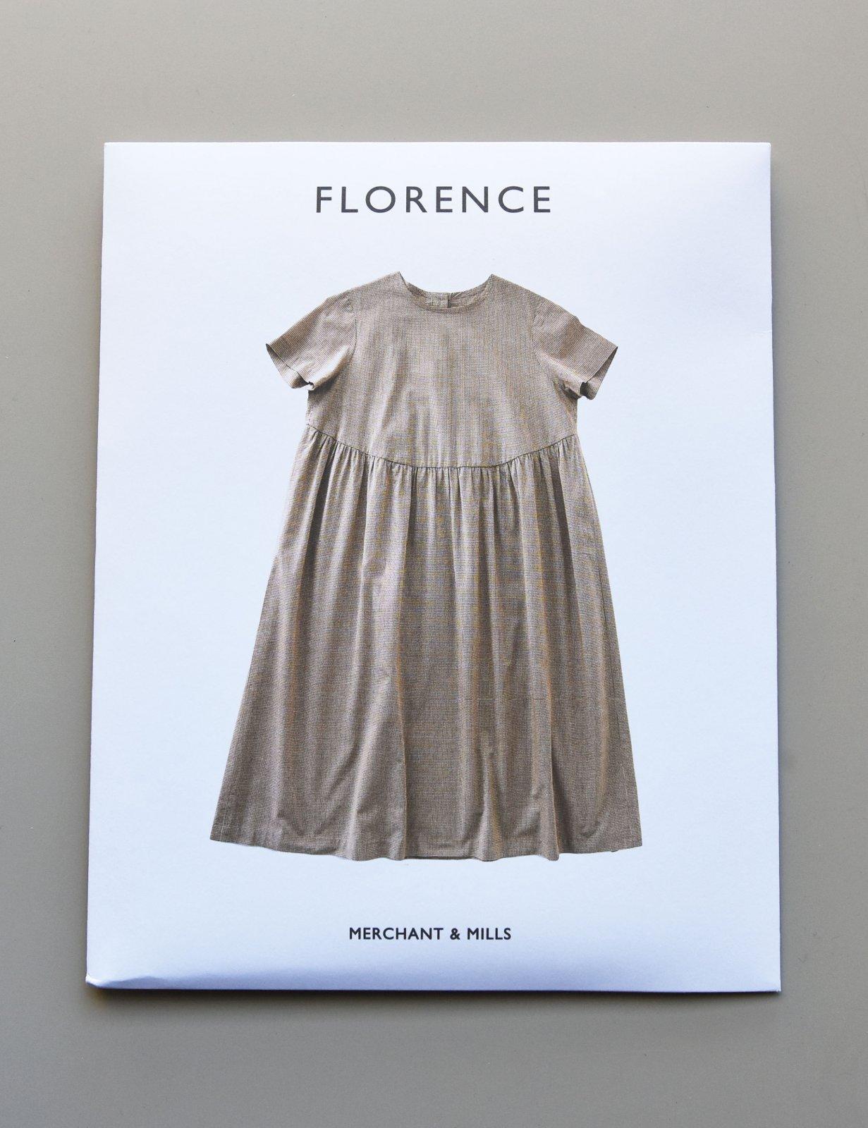 Merchant & Mills - The Florence Pattern