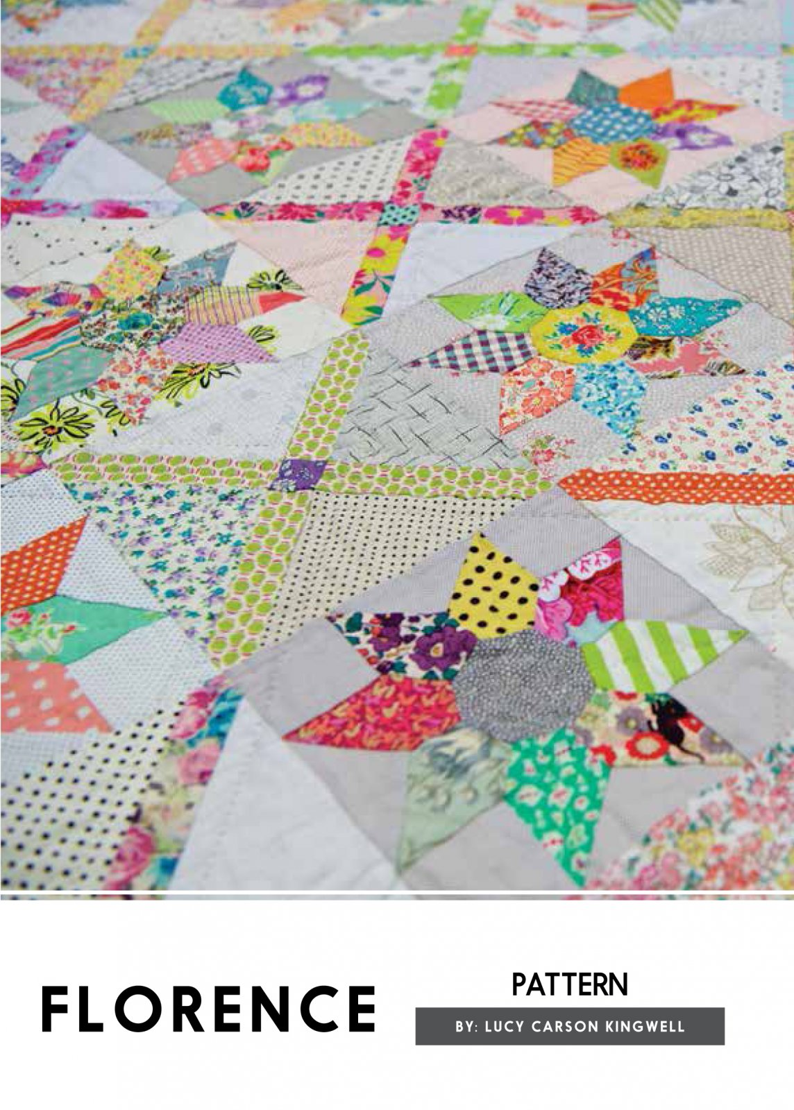 Florence Pattern by Lucy Carson Kingwell