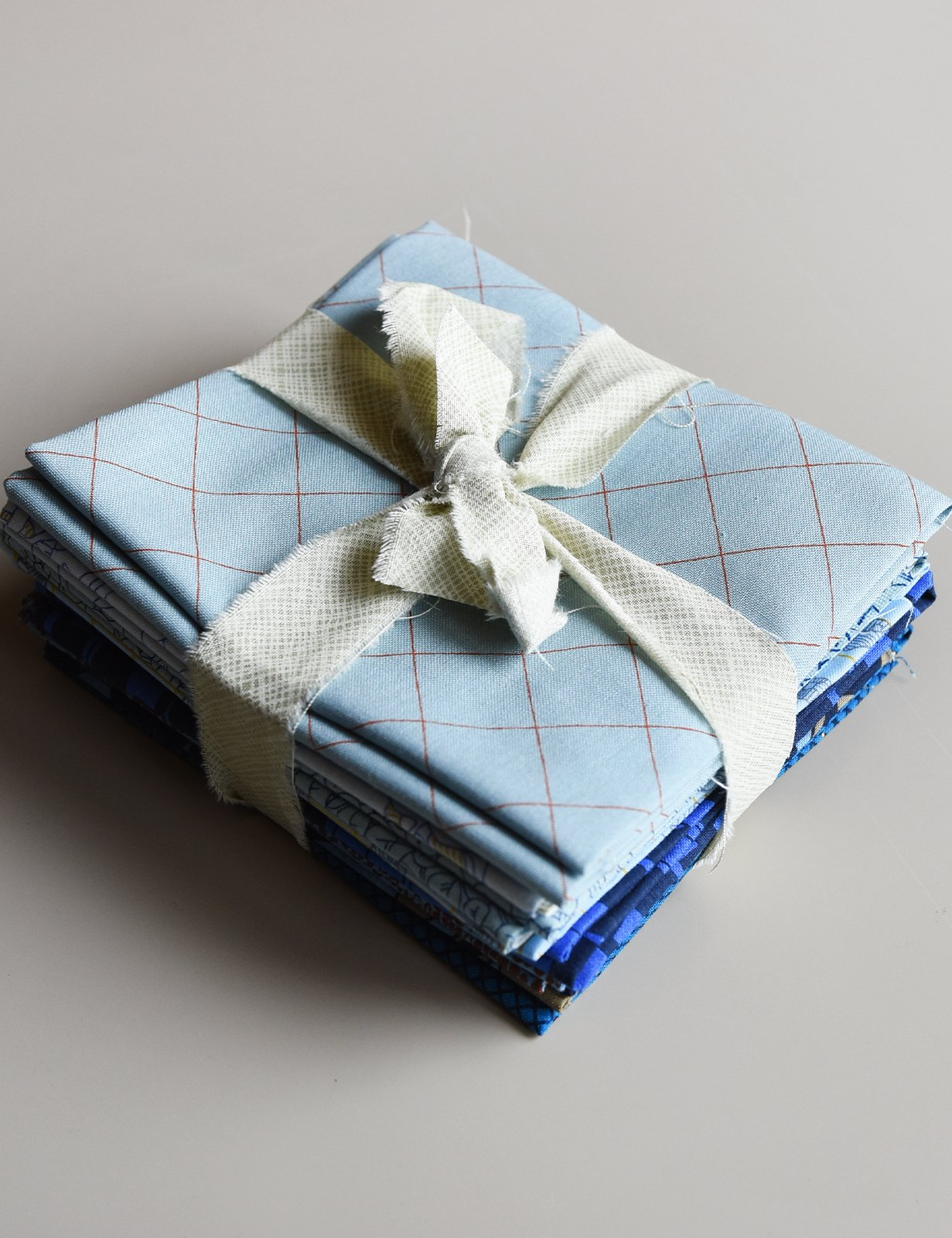 Carolyn Friedlander - Fat Quarter Bundle - Mixed Blue #2