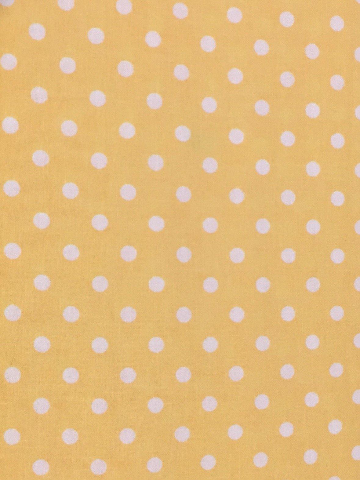 Yuwa - Basic - Spot - Pale Yellow/White