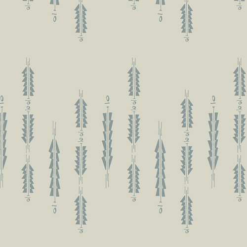 Art Gallery Fabrics - Serenity Fusion - Aura Fletchings