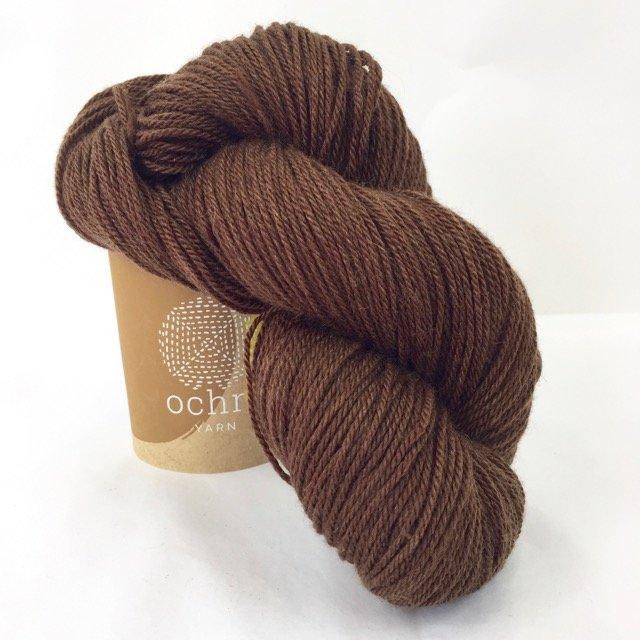 Ochre Yarn - 5ply Merino/Yak - 100g/300m - #35 Gem